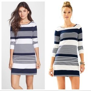Lilly Pulitzer Marlowe Boatneck T-Shirt Dress - M